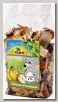 Лакомство для шиншилл JR FARM Фруктовый салат