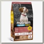 Сухой корм для щенков Nutram Sound Puppy