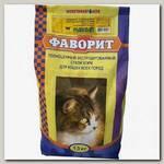 Комбикорм для кошек ФАВОРИТ, рыбное ассорти