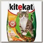 Сухой корм для кошек Kitekat, аппетитная курочка