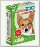 Витамины для собак Доктор ZOO Со вкусом Печени 90 табл.