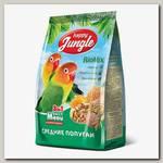 Корм для средних попугаев Happy Jungle