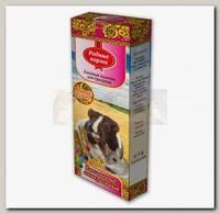 Лакомство для грызунов Родные Корма Зерновая палочка, витаминно-минеральные
