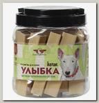 Лакомство для собак Green Qzin Улыбка Horm № 19 Мягкие жевательные палочки - здоровая гормональная система, 18 шт