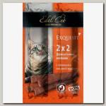 Лакомство для кошек Edel Cat колбаски мини с телятиной и ливерной колбасой