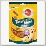 Лакомство для щенков всех пород PEDIGREE Tasty Minis с курицей