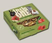Лакомство-игрушка для всех видов грызунов Little One Пицца с овощами
