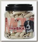 Лакомство для собак Green Qzin Улыбка Move № 18 Мягкие жевательные палочки для для здорового сердца, 95 шт