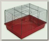 Клетка для кроликов Зоомарк, №1 размер 50*35*25 см