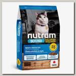 Сухой корм для взрослых кошек Nutram Sound Balanced Wellness Adult Senior Cat Food