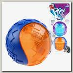 Игрушка для маленьких собак GiGwi Два мяча с пищалкой