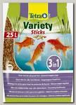 Корм для прудовых рыб Tetra Pond Variety Sticks (3 вида палочек)