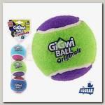Игрушка для собак GiGwi Три мяча с пищалкой
