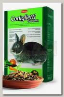 Основной корм для декоративных кроликов и молодняка Padovan GrandMix Coniglietti