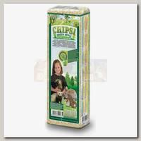 Наполнитель для грызунов Cat's Best Chipsi Plus Green Apple Опилки древесные ароматизированные