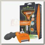 Фурминатор для средних собак с короткой шерстью FURminator размера M