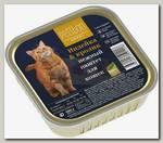 Консервы для кошек Четвероногий Гурман Petibon Smart Паштет с индейкой и кроликом