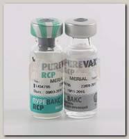 Вакцина для кошек Merial ПУРЕВАКС RCP против возбудителей панлейкопении, герпесвирусной и кальцивирусной инфекций 1доза