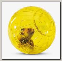 Игрушка для мышей SAVIC Шар прозрачный 12 см (пластик)