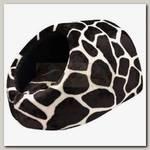 Дом-пещера для животных PerseiLine МЕХ М 44*40*28 см