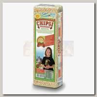 Наполнитель для грызунов Cat's Best Chipsi Strawberry Древесный ароматизированный Клубника