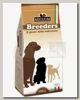 Корм для собак с чувствительным пищеварением Meglium Sensible Breeders, со вкусом ягненка и рисом