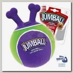 Игрушка для маленьких и средних собак GiGwi Джамболл из теннисной резины