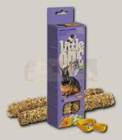 Палочки для морских свинок, кроликов и шиншилл Little One с травами и цветами