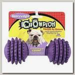 Игрушка для собак JW Chompion Heavyweight, Гантель с шипами, большая