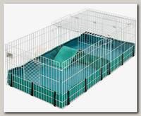 Клетка для морских свинок MidWest Guinea Habitat Plus