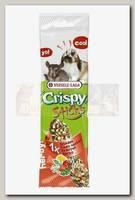 Палочка для кроликов и шиншилл VERSELE-LAGA Crispy с травами