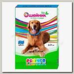 Ошейник для собак №1 Радуга Био от блох и клещей, цветной