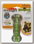 Игрушка для собак Petstages Хрустящая косточка резиновая средняя