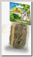 Лакомство для грызунов JR Farm Травяной тюк