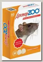Витамины для крыс и мышей Доктор ZOO 60 табл.