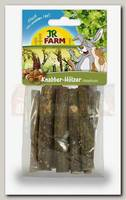 Лакомство для грызунов JR FARM Палочки для грызения из лесного ореха