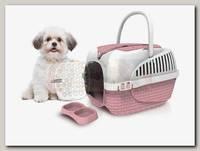 Переноска для животных до 12 кг BAMA PET KENNEL TOUR MAXI 59х38х37h см