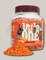 Лакомство для грызунов Little One сушеная морковь