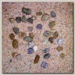 Грунт натуральный Hydor H2SHOW крупный песок + галька