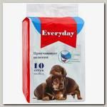 Пеленки для животных Everyday, впитывающие гелевые, 60х90 см