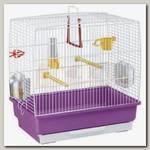 Клетка для птиц Ferplast REKORD 2 (белая) 39*25*41 см