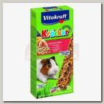 Лакомство для морских свинок VITAKRAFT Kracker & Fruits-Flakes крекеры фруктовые 2 шт