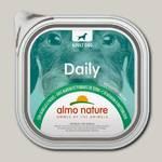 Консервы для собак Almo Nature Daily Menu паштет с ягненком (ламистер)