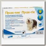 Капли на холку для собак 22-50 кг Elanco Prac-tic Прак-тик (3 пипетки)