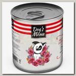 Консервы для собак Dog`s Menu Гуляш мясное ассорти