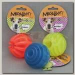 Игрушка для собак JW Megalast Ball, Мячик суперупругий Мегаласт