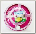 Игрушка для кошек Georplast Vertigo с шариком, пластик, 29 см