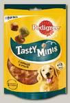Лакомство для взрослых собак всех пород PEDIGREE Tasty Minis, с курицей и уткой