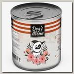 Консервы для собак Dog`s Menu Деволяй из птицы