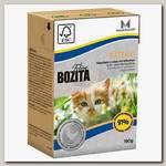 Консервы для котят и беременных кошек Bozita Tetra Pak Funktion Kitten кусочки курицы в желе